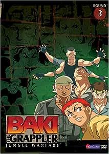 Baki the Grappler, Vol. 3: Jungle Warfare