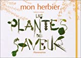 Les Plantes de saveur