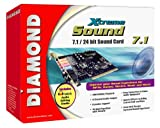 Diamond XtremeSound 7.1/24 bit Sound Card ( XS71 )