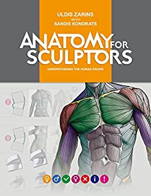 Anatomy For Sculptors日本語版