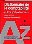 Dictionnaire de la comptabilite et de...