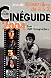echange, troc Eric Leguebe - Cinéguide 2004 : Plus de 25000 films de A à Z