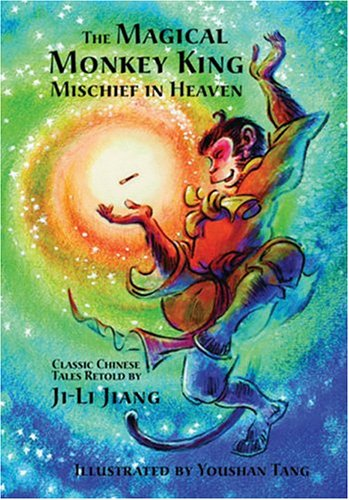 The Magical Monkey King: Mischief in Heaven