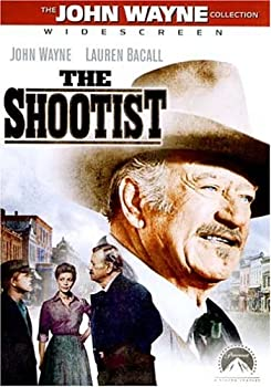 """Cover of """"The Shootist"""""""