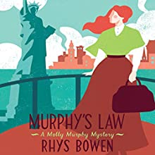 Murphy's Law: Molly Murphy Mysteries (       UNABRIDGED) by Rhys Bowen Narrated by Lara Hutchinson