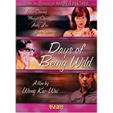 Days of Being Wild ~ Leslie Cheung