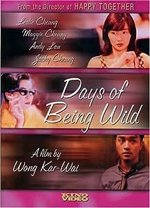 Days of Being Wild [Import]
