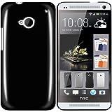 """mumbi Schutzh�lle HTC One H�lle (harte R�ckseite) schwarz (NICHT HTC One M8)von """"mumbi"""""""