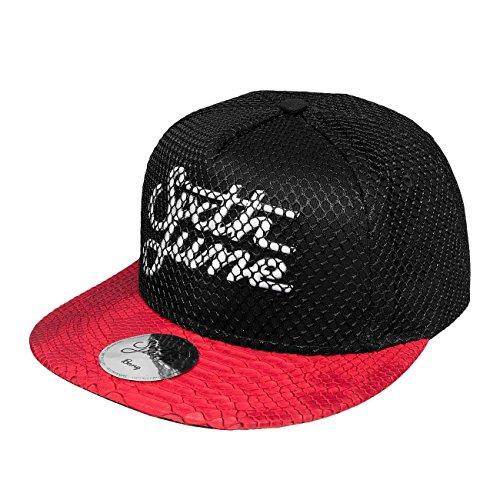 Sixth June Uomo Caps / Snapback Cap Network nero Regolabile