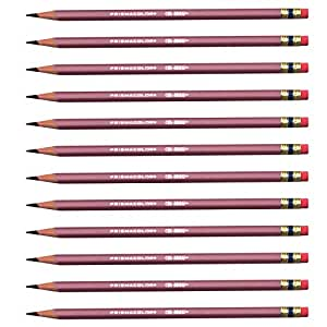 Prismacolor Col Erase Erasable Colored Pencil TUSCAN RED Set/12