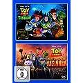 Toy Story of Terror / Toy Story - M�gen die Spiele beginnen