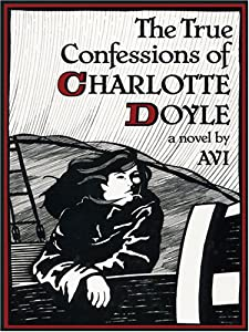 "Cover of ""The True Confessions of Charlot..."