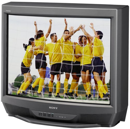 """Sony KV32S66 32"""" Trinitron  TV (gray)"""