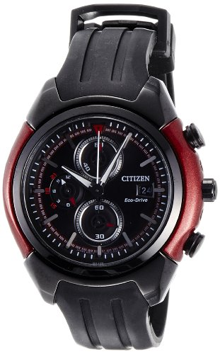 Citizen Eco-Drive Analog Black Dial Men's Watch - CA0287-05E