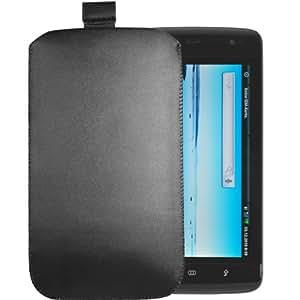 mumbi Tasche Dell Streak Hülle - Schutzhülle mit Ausziehhilfe / Lasche mit Rückzugfunktion