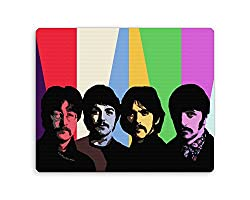 PosterGuy Beatles Fan Art House of Cards Inspired Mousepad