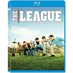 The League: Season Four [Blu-ray]