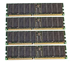 (NOT FOR PC/MAC!!) 4GB 4x1GB memory Intel SE7501WV2 Mainboard DDR-266 PC-2100 ECC REG Not for PC
