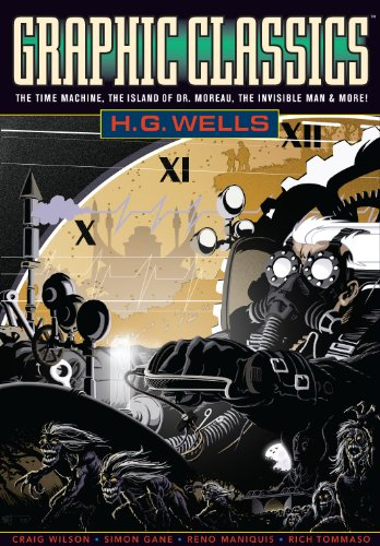 H.G. Wells - Graphic Classics: H.G. Wells: Graphic Classics Volume 3