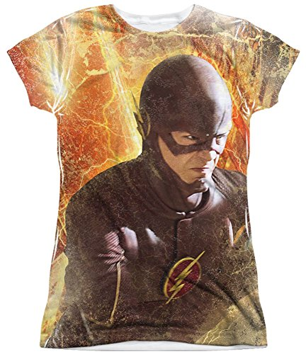 Sublimation: Junior Fit - Town The Flash T-Shirt