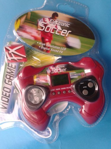 Electronic Handheld Soccer Video Game Fx by Toy Quest by Toy Quest jetzt kaufen