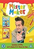 Mister Maker - Double Pack [DVD]