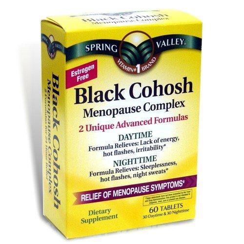 Black cohosh libido