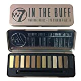 W7 - In The Buff Natural Nudes Eye Colour Palette