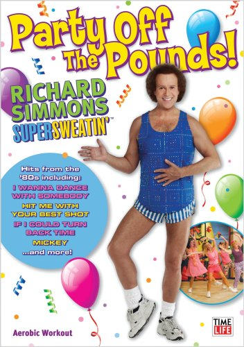 Party Off the Pounds [DVD] [2008] [Region 1] [US Import] [NTSC]