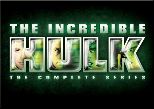Incredible Hulk: Complete Series [dvd] [region 1] [us Import] [ntsc] Picture