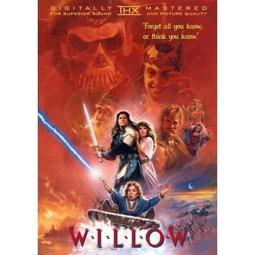 Amazon.com: Willow Movie Poster (27 x 40 Inches - 69cm x 102cm) (1988
