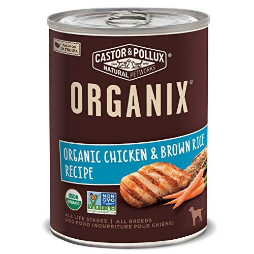 Castor And Pollux Canned Dog Food Reviews