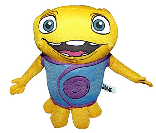 Dreamworks Home Boov Yellow Plush