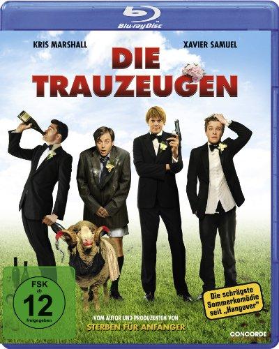 Die Trauzeugen [Blu-ray]