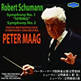 シューマン:交響曲第1番「春」/交響曲第2番