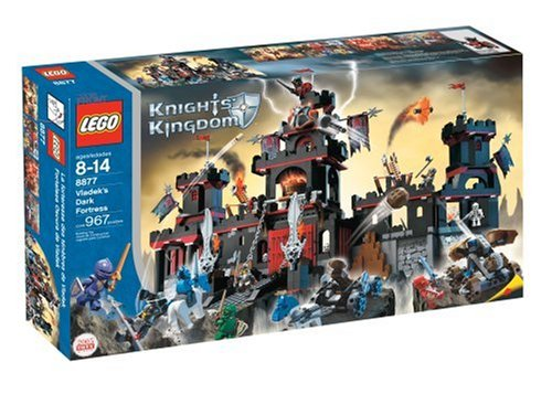 LEGO Knights Kingdom Vladeks Dark Fortress