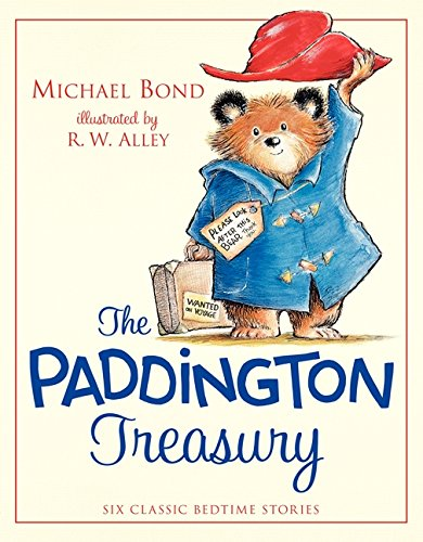 The Paddington Treasury: Six Classic Bedtime Stories (Paddington Bear Book compare prices)