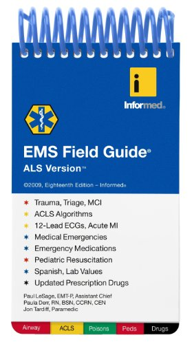 EMS Field Guide ALS Version