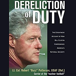 Dereliction of Duty Audiobook