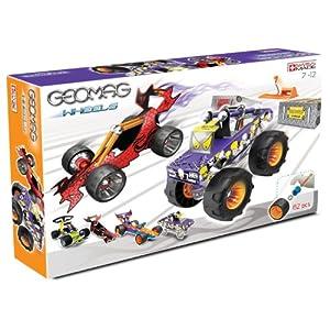 Giochi Preciosi 601049 - Geomag Wheels Race Coche De Carreras