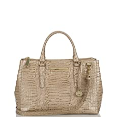 Small Lincoln Satchel<br>Cabana Majestic