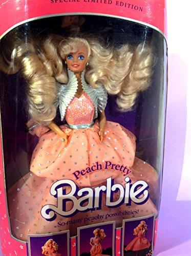 Special Limited Edition Peach Pretty Barbie