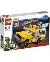 レゴ トイ・ストーリー ピザ・プラネット・トラックで救出 7598