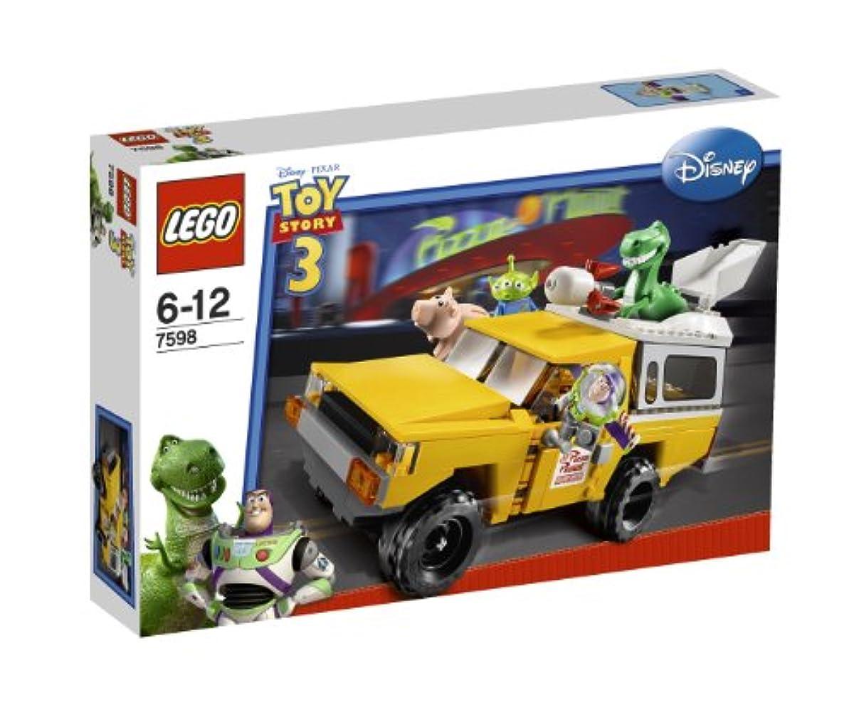 [해외] 레고 (LEGO) 토이 스토리 피자플래닛트럭에 구출 7598-7598 (2010-05-27)