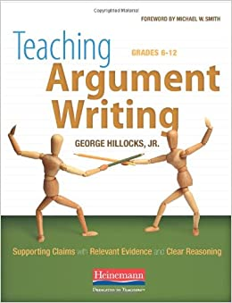 Argument - The Writing Center at UNC-Chapel Hill