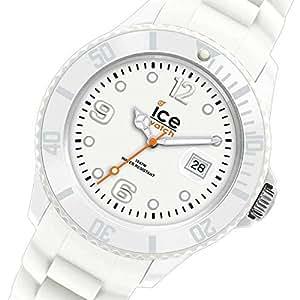 アイスウォッチ フォーエバー クオーツ レディース 腕時計 SI.WE.S.S.09 ホワイト [並行輸入品]