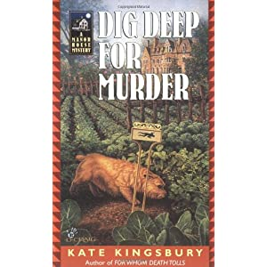 Dig Deep For Murder