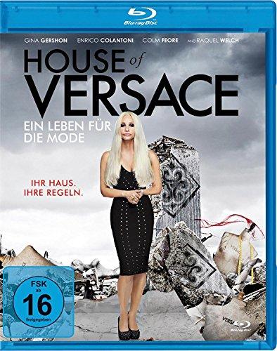 House of Versace - Ein Leben für die Mode [Blu-ray]