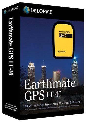 DeLorme Earthmate GPS LT-40 2010