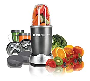 Magic Bullet NutriBullet 12-Piece High-Speed Blender/Mixer System